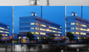 IKR Gewerbepark Bitterfeld Gebäude